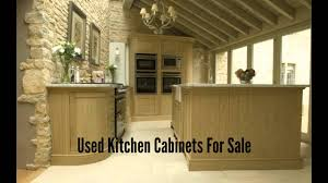 Kitchen Cabinet Discounts by Used Kitchen Cabinets Youtube