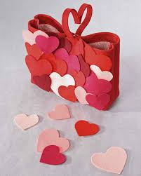 heart shaped crafts martha stewart