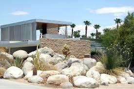 Modern Rock Garden by Desert Landscaping Rocks Top Desert Landscaping Ideas U2013 Design
