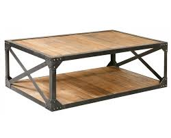 round wood and metal side table table stylish coffee tables wood coffee table metal frame narrow