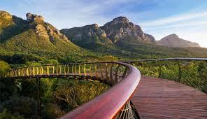 Kirstenbosch Botanical Gardens Kirstenbosch Botanical Gardens Cape Town Scenery