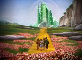 keep calm and follow the yellow brick road mk knowledge builders