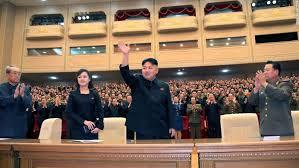 Asian Karaoke Meme - new north korea short skirts and synthesizers cnn