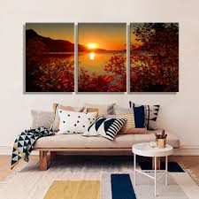 Simple Wall Paintings For Living Room Online Get Cheap Simple Landscape Pictures Aliexpress Com