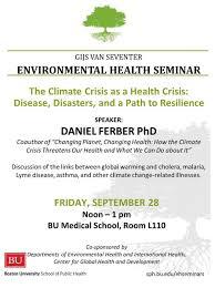 Alumni Meet Invitation Card September 2012 Global Health Gh Blast Boston University