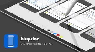 meet bluprint a ui sketch app for ipad pro u2013 lsd lab