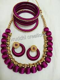 earrings app to order plz what s app on 91 9704084116 silk thread jewelry