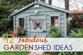 garden shed ideas to make your yard beautiful u2013 carehomedecor