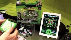 ben 10 omniverse omni link omnitrix watch toy fair