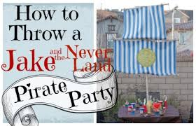 jake land pirates party ideas kids