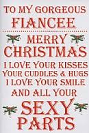 fiancee christmas cards