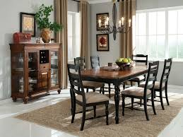 Cherry Dining Room Table And Chairs Country Dining Table Set Marin Country Merlot 5 Piece Dining
