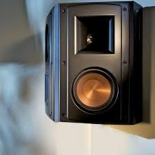 klipsch home theater rs 42 ii surround speaker klipsch