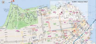 Downtown Portland Map Printable by Map Of San Francisco Interactive And Printable Maps Wheretraveler