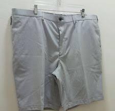 Comfort Waist Mens Shorts Haggar H26 Khaki Mens Golf Shorts Size 44 Comfort Waist With Tags
