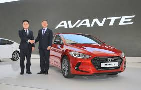 all new hyundai elantra avante officially unveiled in korea w
