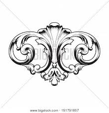 baroque ornament images illustrations vectors baroque ornament