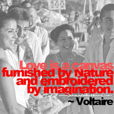wedding quotes n pics a quotes inspiration from boracay bells n blooms www
