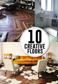 Unique Flooring Ideas Creative Flooring Ideas Andrea U0027s Notebook