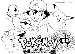 pokemon coloring pages google search coloring pages