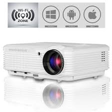 wireless projector home theater caiwei 200