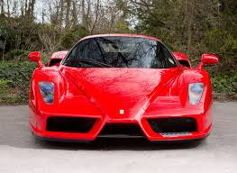 police ferrari enzo the treasury has netted almost 1 2 million by selling the seized