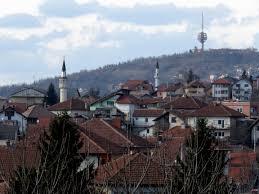 hillside homes hillside homes and mosques u2013 sarajevo bosnia and herzegovina bih