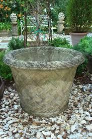Stone Urn Planter by Antique Garden Planters U0026 Urns Garden Antiques U0026 Decorative Arts