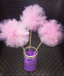 tulle pom poms the 25 best pom pom centerpieces ideas on tissue