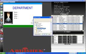 card software id card software free convert excel sheet into id