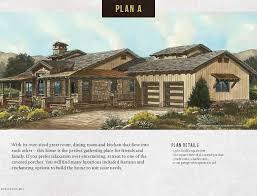 Luxury Ranch House Plans For Entertaining Ranch Cottage Dream Floorplan In Prescott Az At 15015 Forever