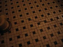 Bathroom Floor Tile And Cracked Bathroom Floor Tile Picture Of Lafayette House