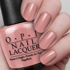 barefoot in barcelona nail lacquer opi