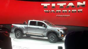 nissan titan warrior nissan titan warrior pickup ready to head off road columbus
