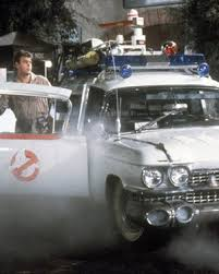 ghostbusters ecto 1 is for sale geektyrant