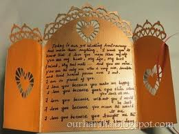 my hobbies wedding anniversary card