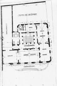 Architectural Building Plans Farnsworth Locust Valley 1st Floor Floor Plans Pinterest