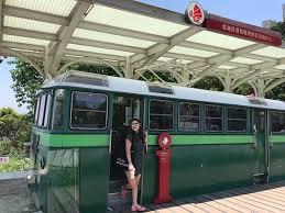 hong kong tourist bureau in front of the hk tourism board tram picture of hong kong