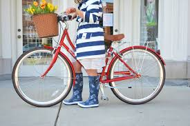bicycle boots rainy day style a lily love affair