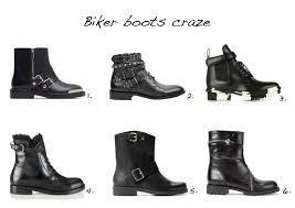 biker boots 24 wear with everything biker boots style barista