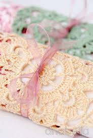 anabelia craft design shabby chic inspiration crochet doilies at