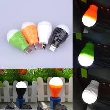 portable mini 3w usb bulb led light l room light for computer