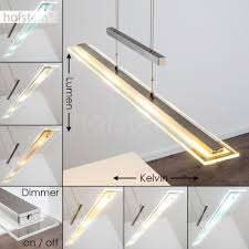 Stylische Esszimmerlampe Hängeleuchten U0026 Pendelleuchten Amazon De