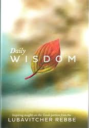 the rebbe book daily wisdom inspiring insights on the torah portion from the