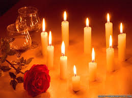 spice up your romance with these romantic candles in decors