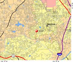 smyrna map smyrna zip code map zip code map