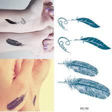 feather wrist tattoo designs online feather wrist tattoo designs