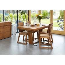oak extending dining table oak finish element one house