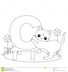 coloring pages alphabet animals glum me