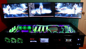 computer desk for pc gamers decorative desk decoration
